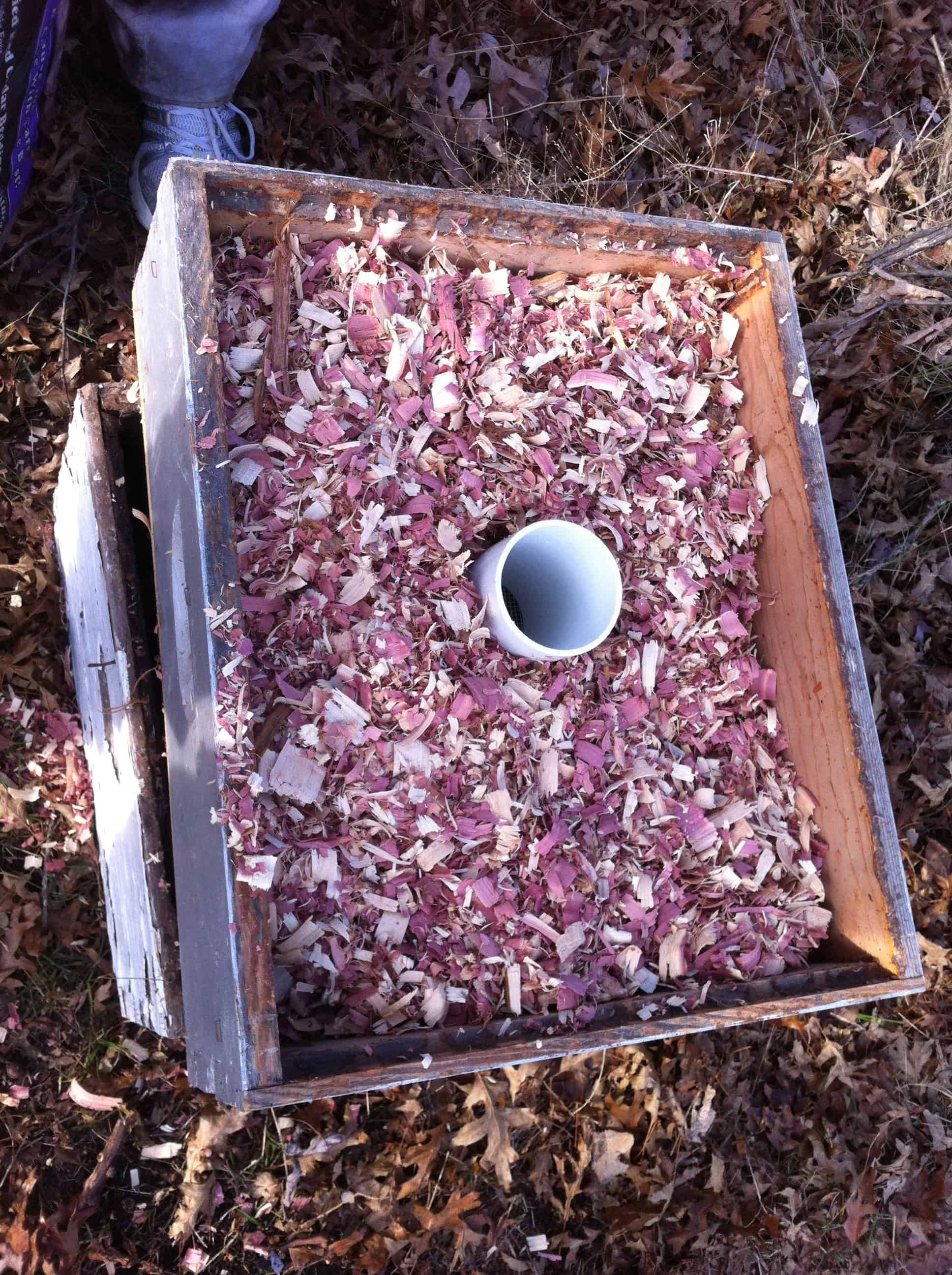 Wintering Bees In Michigan Hudsonville Honey