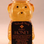 Michigan Wildflower Honey – 8oz Bear