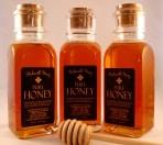 Michigan Wild Flower Honey – 16oz classic muth jars (3 pack)
