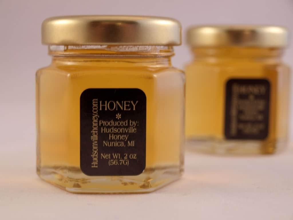 Wedding Favors Hudsonville Honey