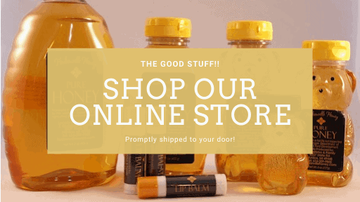 Hudsonville Honey Natural Hive Products Via Sustainable